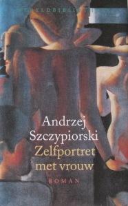 223 Andrzej Szczypiorski - Zelfportret met vrouw