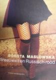 297 Dorota Maslowska – Sneeuwwit en Russisch rood