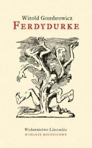 witold-gombrowicz-ferdydurke-wydanie-jubileuszowe-cover-okladka