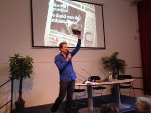 Frank Westerman vertelt over zijn nieuwe boek