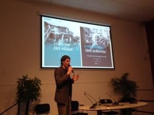 Lars Anderson vertelt over de e-publicaties van Fosfor