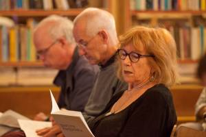 het publiek, foto: Tineke de Lange