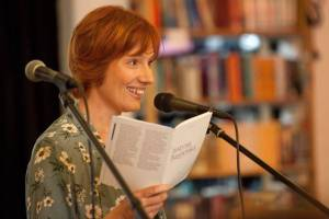 Justyna Bargielska, foto: Tineke de Lange