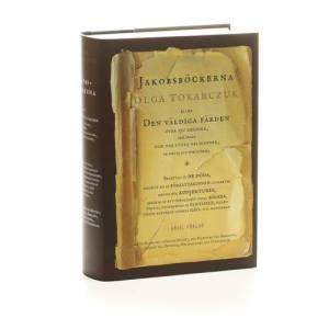 Tokarczuks' laatste boek in de Zweedse vertaling