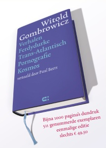 nieuw gombrowicz