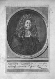 Philip Verheyen in Corporis Humani Anatomia